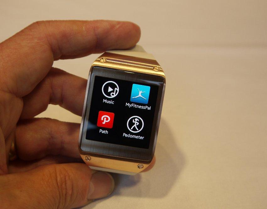 Samsung Galaxy Gear - NDA
