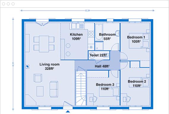 احصل على تصميم ثلاثي الأبعاد لمنزلك مع برنامج Homebyme زووم على التقنية